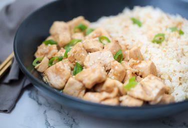 Autoimmune Paleo Sesame Chicken Recipe