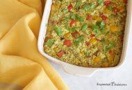 Paleo Cilantro Veggie Chicken Bake