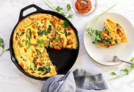 Chorizo and Butternut Squash Baked Eggs