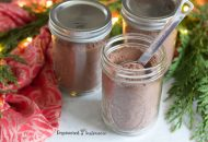 Paleo Hot Cocoa Mix, for DIY Holiday Gifts
