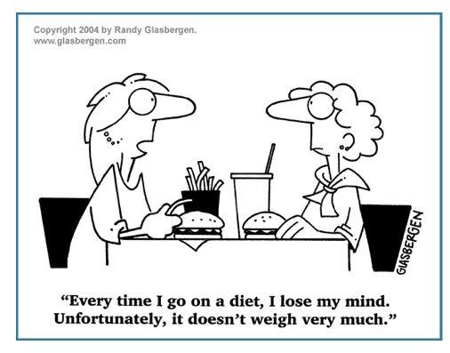 Is Dieting Dangerous