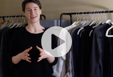 How To Make A Sustainable Capsule Wardrobe